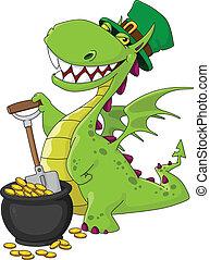 dragon Leprechaun