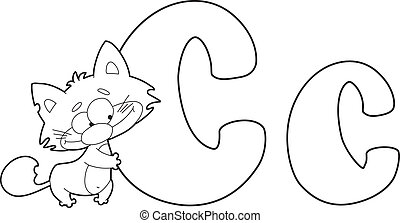 C Cat Stock Illustration Images 219 C Cat Illustrations Available