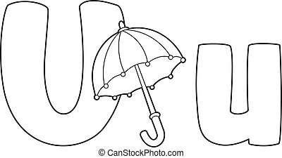 Letter U Umbrella Images And Stock Photos 65 Letter U Umbrella