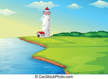 a light house