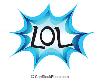 lol illustrations and clip art 3 548 lol royalty free illustrations rh canstockphoto com lol clipart png lol emoji clipart