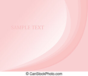 Illustration of abstract background for design. Vector