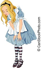 Alice from Wonderland