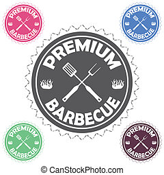 premium barbecue