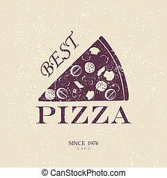 best pizza vintage