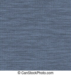 blue knit - illustration of blue knit wear texture