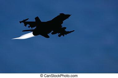 bomber airplane