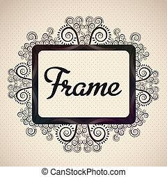 bright frame