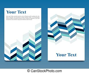 brochure background design