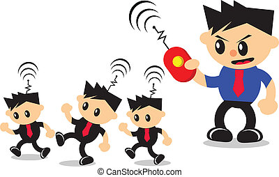 business activity - illustration of business activity