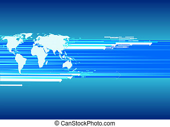 Business background - illustration of Business background...