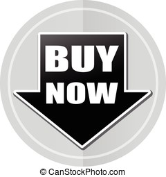 buy now sticker icon