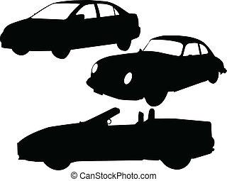 cars - vector