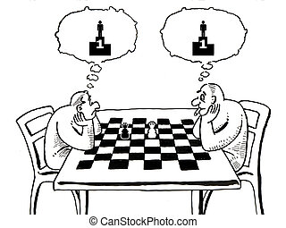 Chess - Illustration of Chess game - i am author of this...