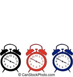 clock - vector