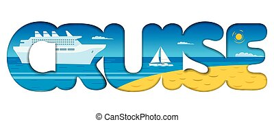 cruise resort and travel