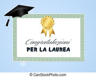 congratulations for graduation