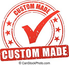 custom made stamp icon