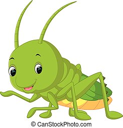 grasshopper cartoon