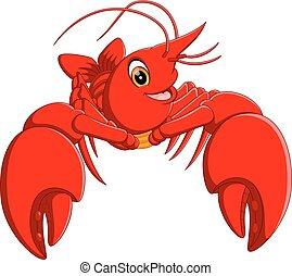 cute lobster