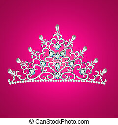 diadem feminine crown