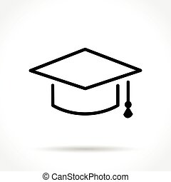 education thin line icon