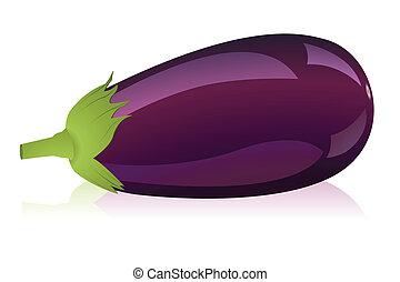 eggplant - Illustration of eggplant