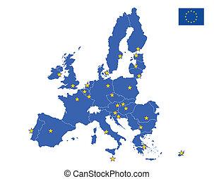 europe chart