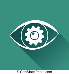 eye design icon