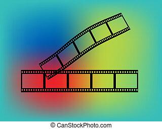 film stripes