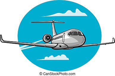 flying air private jet