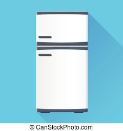 fridge icon concept