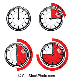 function of watch - illustration of function of watch