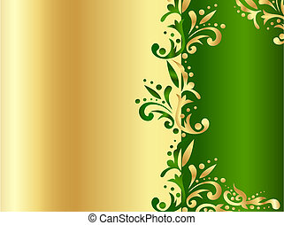 Green Gold Illustrations And Clipart 105470 Green Gold Royalty