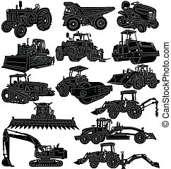 illustration of great Equipments detailed