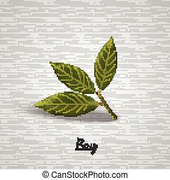 Green bay leaves