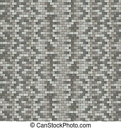 Grey Stone Pavement - Illustration of Grey Stone Pavement ...