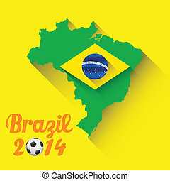 Football World Cup background