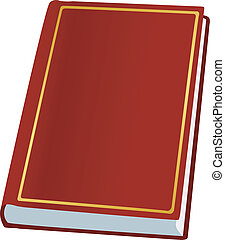 Illustration of Hardcover book