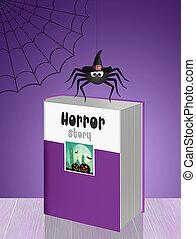 horror story for Halloween night