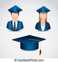 University icons