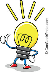 lamp - illustration of lamp