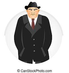 mature mafia boss