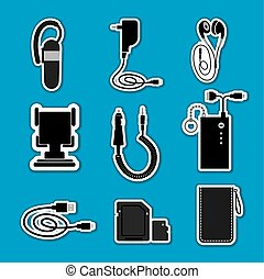 mobile phone accessories devices