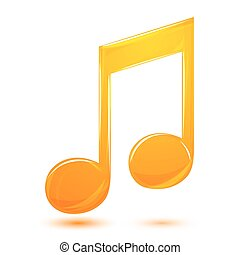 music text