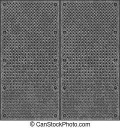 Diamond Plate Metal Diamond Plate Metal Abstract
