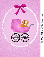 pram for baby female