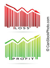 profit and loss graph