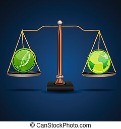 recycle beam balance