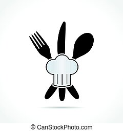 restaurant icon concept